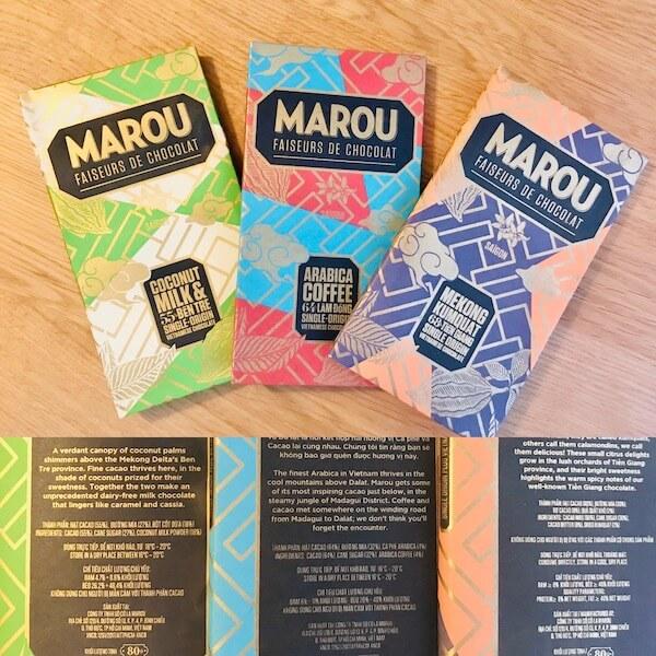 無添加チョコレート ベトナム マルゥ MAROU