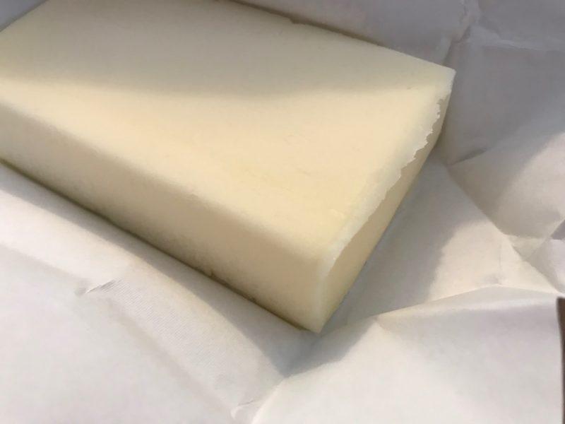 白バター中身