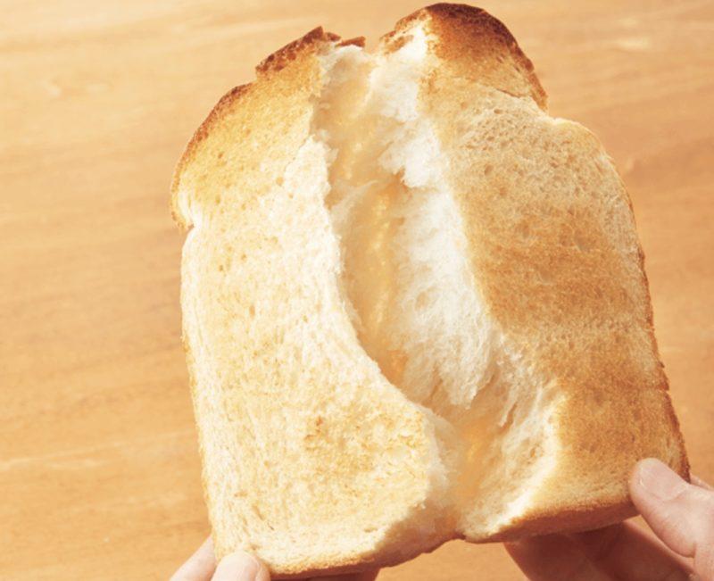 パルシステムのこだわり酵母食パン