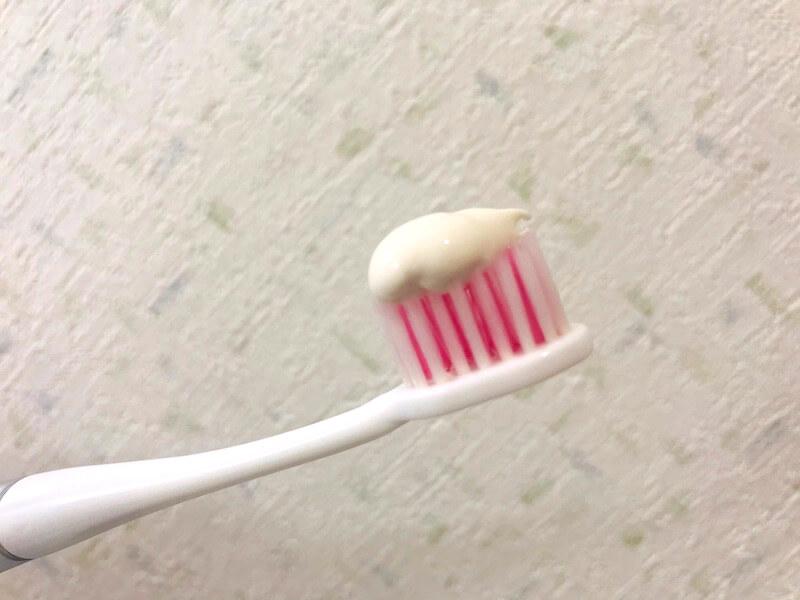 ロゴナの歯磨きの