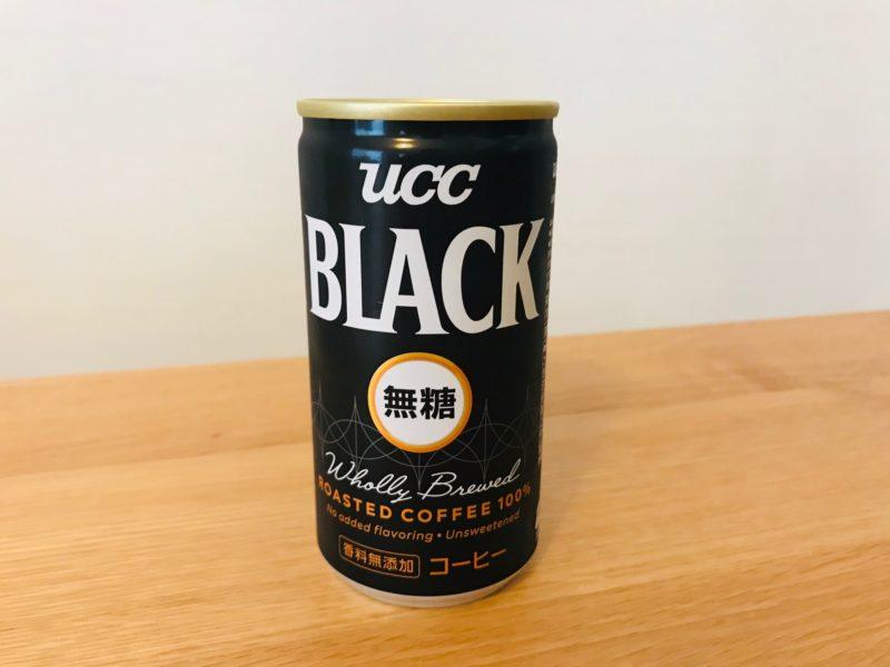 UCCブラックコーヒー