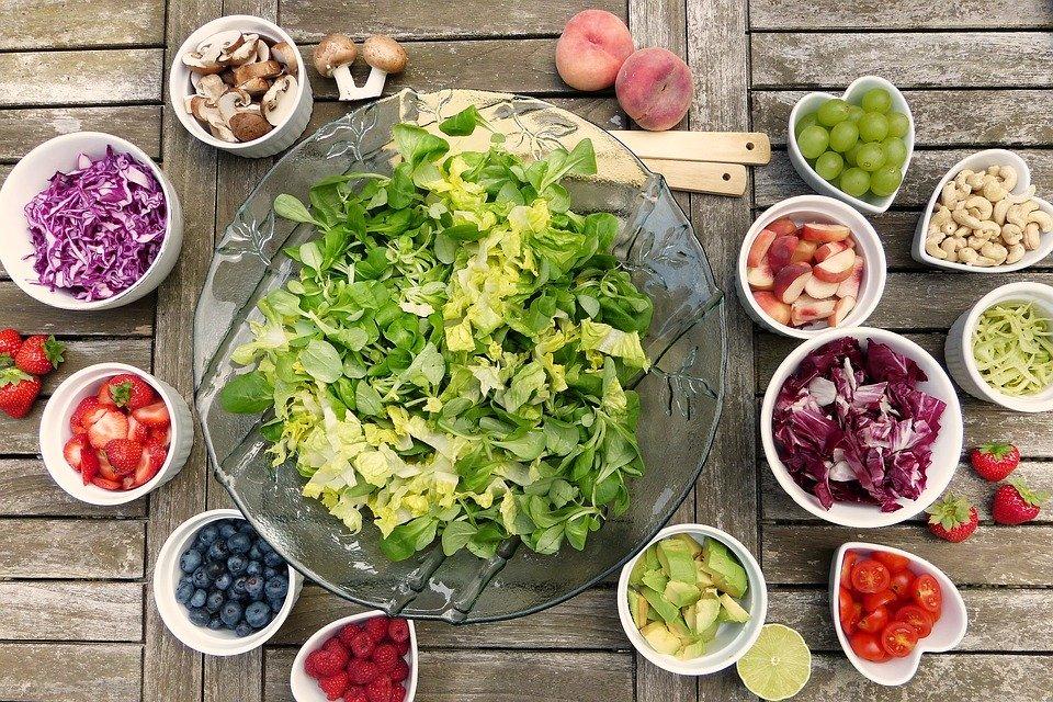 ベジタリアンの食卓