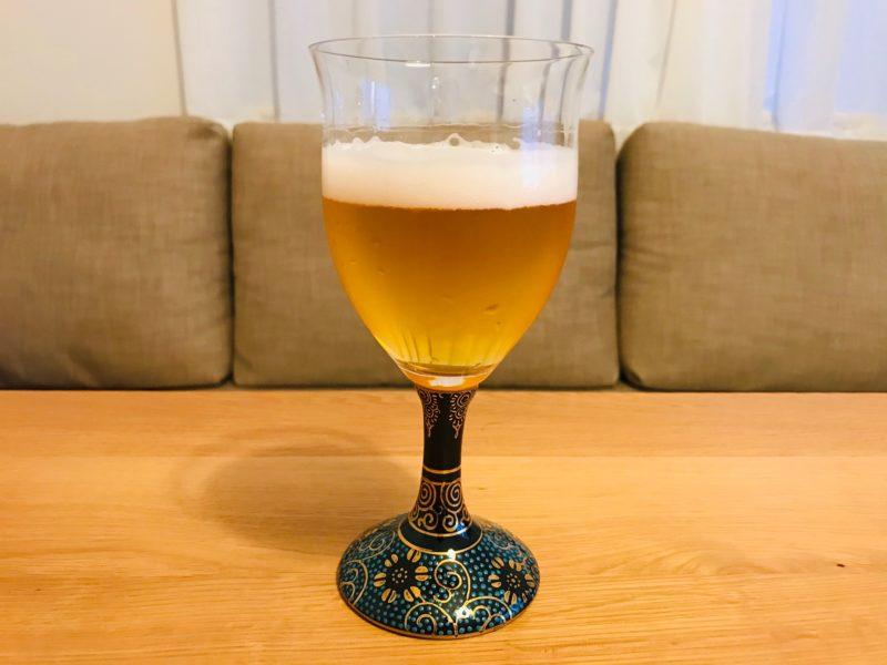 日本ビール 有機農法ビールの中身