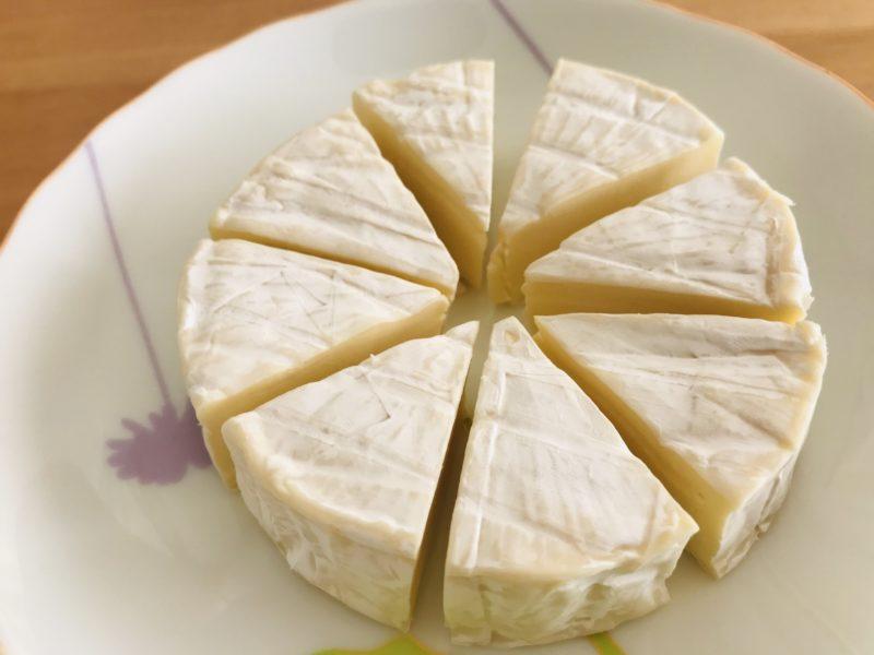 業務用スーパーで購入したカマンベールチーズ