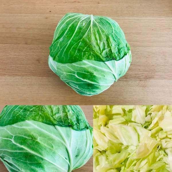 無農薬野菜ミレーのキャベツ