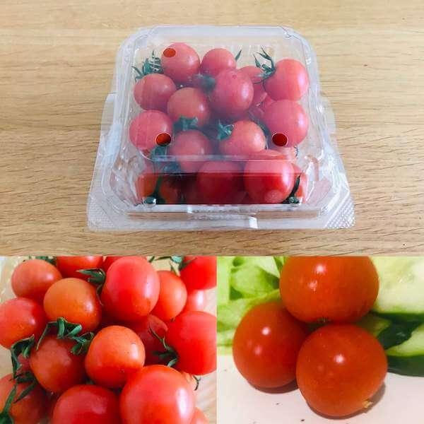 無農薬野菜ミレーのミニトマト