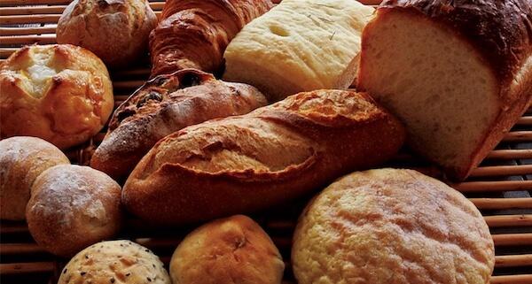 麦の穂のパン